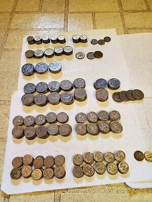 139 dollars FV of Australian coins