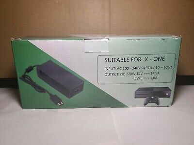Power Supply For Microsoft AC Adapter Replacement for Xbox One
