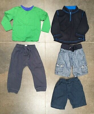 Boys 2 to 3 years Clothes bundle - 5 items