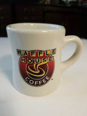 NEW Waffle House Coffee Mug Tea Cup Tuxton Restaurant Ware Diner