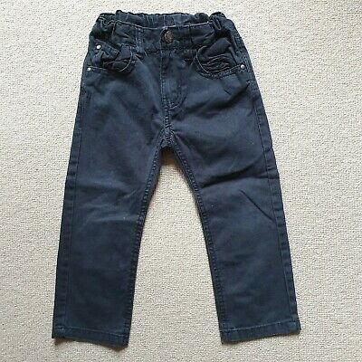 Boys Black Jeans Age 2-3yrs H&M