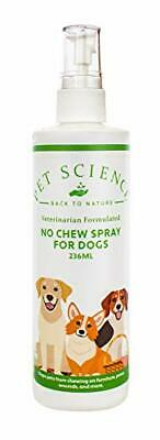 No Chew Spray for Dogs. Bittering Agent to Discourage Chewing,