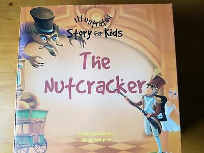 The Nutcracker Child's Tableware 3 Piece Set collectable
