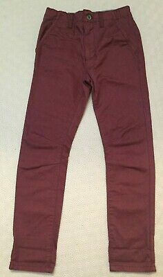 Boys Skinny Jeans From Tu  Age 7 Years  Ex Cond