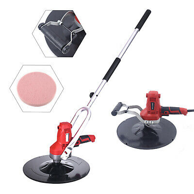 Hand-held  Multi-function Extension Rod Wall plasterer Portable  1-6 Gear 850W
