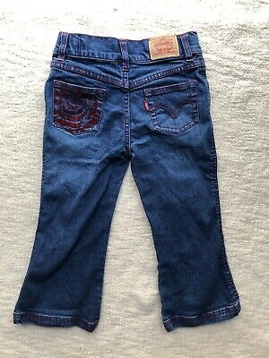 Levis Jeans kids Size 4 Years