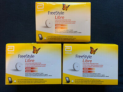 Abbott Libre Freestyle Sensor New And Sealed Long Expiry