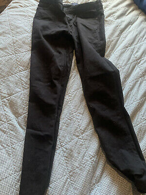Next Boys Black Skinny Jeans 14 Yrs Long