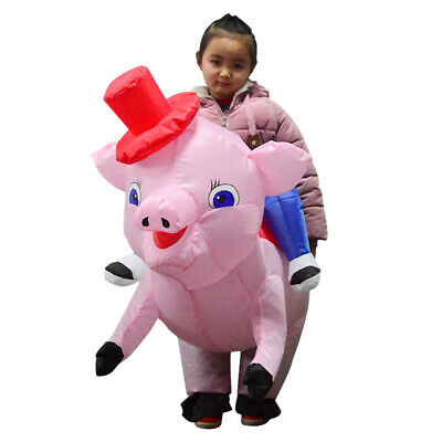 Adorabili bambini gonfiabili piggy costume cosplay vestito cosplay party