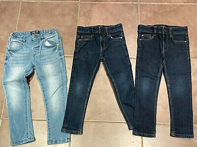 Next Boys Skinny Jeans Bundle Age 3-4 Years