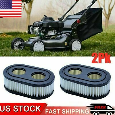 5pcs Trimmer Lawn Mower Air Filter Fits For Briggs /& Stratton 272235S 4107 5047