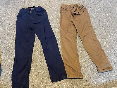Boys Chino Trousers Age 5-6