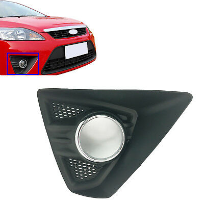 Right Driver Side Off Side Fog Lamp Frame Fits Ford Focus 2009-2012