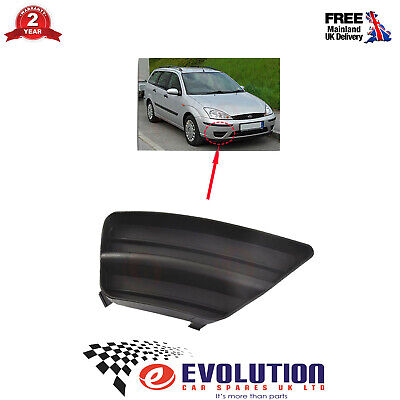 Front Bumper Rh Fog Light Grill Cover Fits Ford Focus Mk1 Facelift 2M5119952Ad