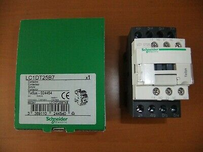 Telemecanique Lc1 Dt25B7 24V Coil Contactor Brand New In Box