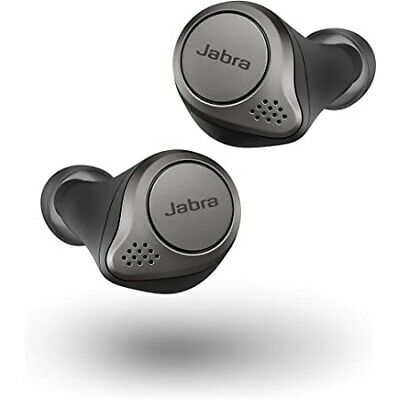 Jabra Elite 75t Earbuds – True Wireless Earbuds with Charging Case