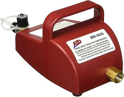 ATD Tools 3410 Air Operated Vacuum Pump