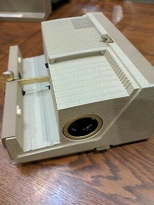 Vintage Sawyers 500A 2x2 Slide Projector (untested)