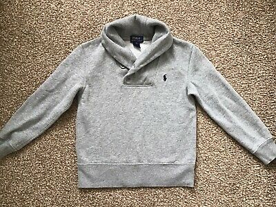 Ralph Lauren Boys Sweatshirt Age 6 yrs