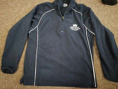Stationers Crown Woods Academy Micro Fleece Size 30/32 - New