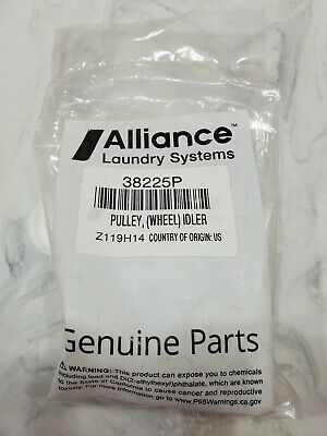 Alliance Laundry System Pulley 38225P Brand New in Package Z119H14