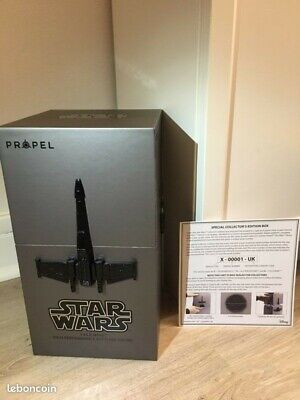 Drone propel Star Wars collector