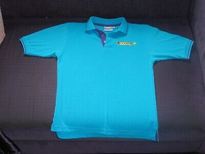 Beavers Polo T-Shirt size 30. Good condition with some marks from use.