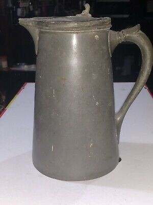 Antique Phillip Ashberry And Sons Coffee Pot