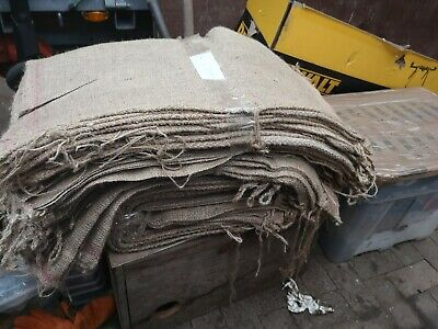 Sandbags 150 Hessian Bags, Free Delivery
