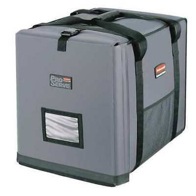 RUBBERMAID FG9F1400CGRAY Insulated Carrier, 21 1/2x 27 x 29, Gray