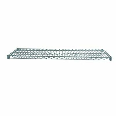 TECHNIBILT SHELVING SYSTEMS 1424PW Wire Shelf, Duro Seal, 14 x 24 in