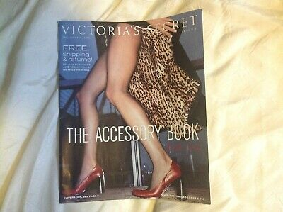 Vintage Victoria's Secret Fall,2000,Accessory Book.Vol.1No.1.Klum,Banks,More >