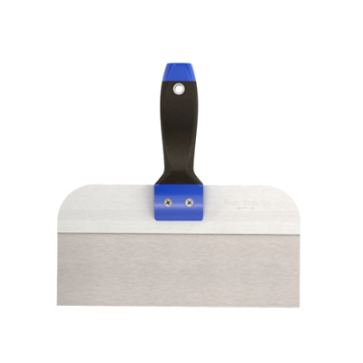 """BON PRO PLUS 15-356 Taping Knife, Stainless Steel 10"""" X 3"""", Comfort Grip Handle"""
