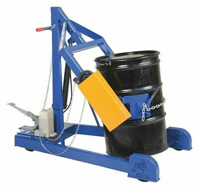 ZORO SELECT HDC-305-72 Drum Carrier,92-3/8 in. H,800 lb.