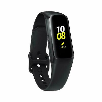 NEW Samsung Galaxy Fit Activity Tracker + Heart Rate Water Resistant Black