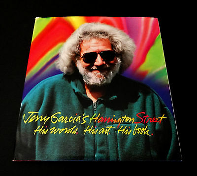 Grateful Dead Jerry Garcia Limited Edition Coloring Book And Colored Pencil Set 21 99 Picclick
