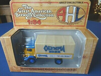 AHL Great American Brewery Collection JAX Beer Jackson Brewing Co GMC T-70