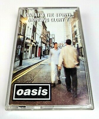 Oasis (What's The Story) Morning Glory - Cassette Tape
