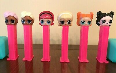 * From 2020 PEZ New LOL SURPRISE Series #2 Stylin/' Sprints