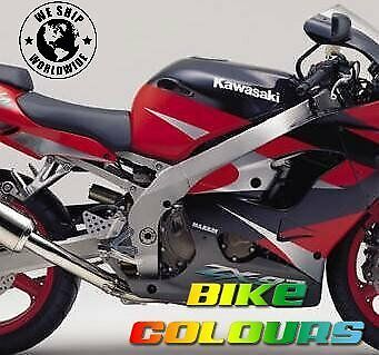 Kawasaki Touch Up Paint 98-02 Zx6R Zx9R Frame Silver .