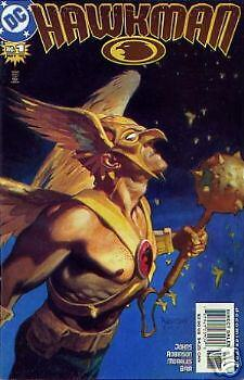 Hawkman 2002 series lot of 54 different issues near SET