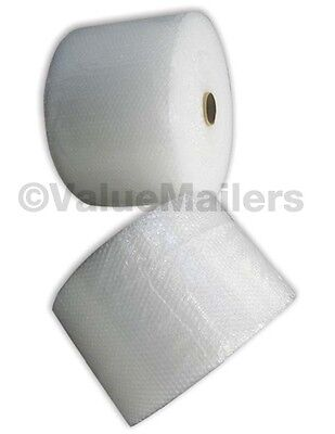 """3/16"""" x 700' x 12"""" Bubble Cushioning Wrap Small Bubbles Perforated Every 12"""""""