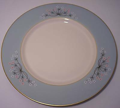 FRANCISCAN POTTERY FINE CHINA MONTECITO DINNER PLATE!