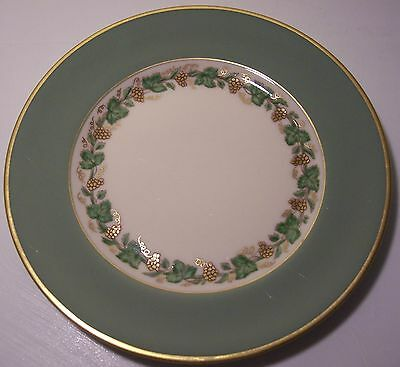 FRANCISCAN POTTERY FINE CHINA CONCORD BREAD PLATE!