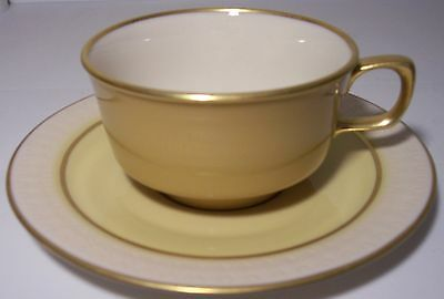 FRANCISCAN POTTERY MASTERPIECE CHINA MARTINIQUE CUP/SAU
