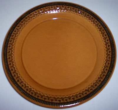 FRANCISCAN POTTERY CREOLE SALAD PLATE!