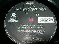 "12"" Mix The Questproject Angel Many Records"