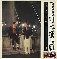 Lp Ita The Style Council Introducing Unplayed