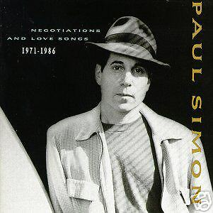 Dlp Paul Simon Negotiations And Love Songs 1971-1986 Mm