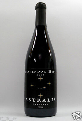 Clarendon Hills Astralis Shiraz 2002 Red Wine • AUD 549.00